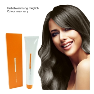 Z.ONE Color The New Attitude Haar Farbe - 100ml - permanent Coloration Creme - 7.1 Ash Medium Blond
