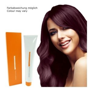 Z.ONE Color The New Attitude Haar Farbe - 100ml - permanent Coloration Creme - 8.5 Mahogany Light Blonde