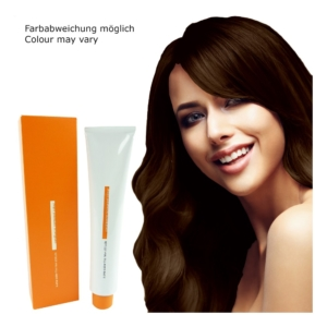 Z.ONE Color The New Attitude Haar Farbe - 100ml - permanent Coloration Creme - 6.3 Golden Dark Blonde