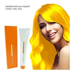 Z.ONE Color The New Attitude Haar Farbe - 100ml - permanent Coloration Creme - Y Yellow