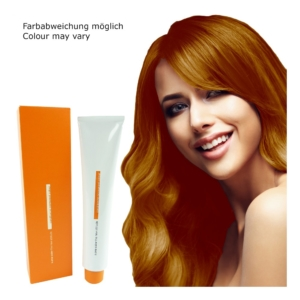 Z.ONE Color The New Attitude Haar Farbe - 100ml - permanent Coloration Creme - 8.34 Copper Golden Light Blond