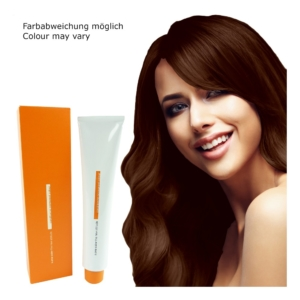 Z.ONE Color The New Attitude Haar Farbe - 100ml - permanent Coloration Creme - 6.43 Golden Copper Dark Blonde