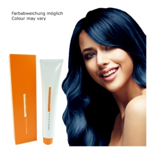 Z.ONE Color The New Attitude Haar Farbe - 100ml - permanent Coloration Creme - B Blue