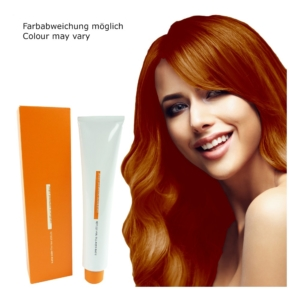 Z.ONE Color The New Attitude Haar Farbe - 100ml - permanent Coloration Creme - 8.35 Mahogany Golden Light Blond