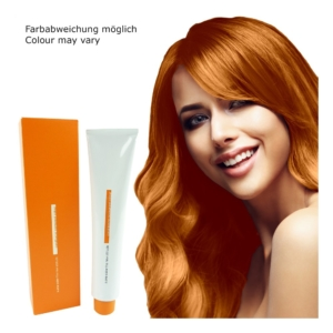 Z.ONE Color The New Attitude Haar Farbe - 100ml - permanent Coloration Creme - Creme Brule