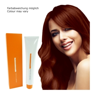 Z.ONE Color The New Attitude Haar Farbe - 100ml - permanent Coloration Creme - 8.43 Golden Copper Light Blonde