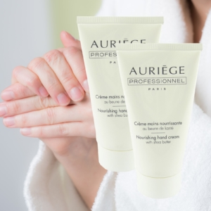 Auriege Paris - Pflegende nährende Hand Creme Shea Butter - MULTIPACK 2x150 ml