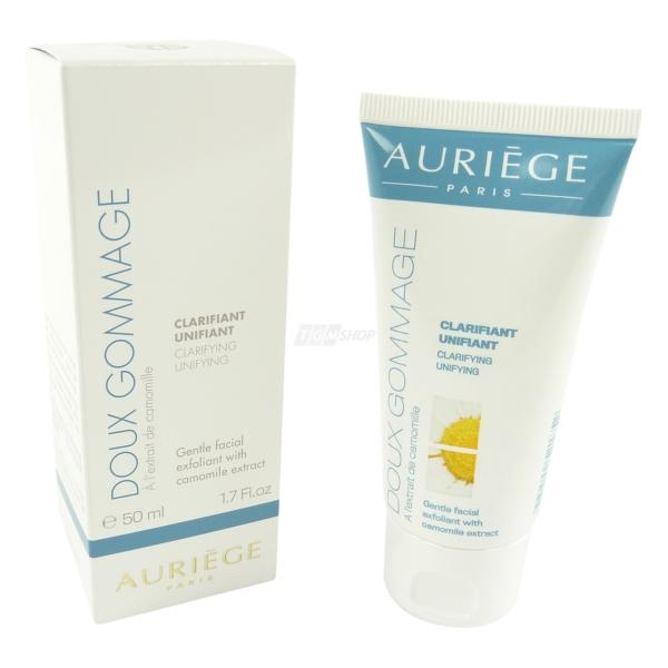 Auriege Paris Doux Gommage - Gesicht Peeling Creme Kamille - MULTIPACK 2x50ml