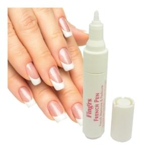 Fing'rs French Pen Manicure + Pedicure #70152 - Finger Nägel Design Lack Stift