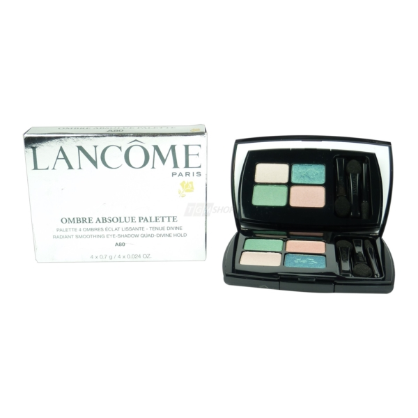 Lancome Ombre Absolue Palette Lid Schatten - Augen Make up - Kosmetik - 4x0,7g - # A80 Baby Pop