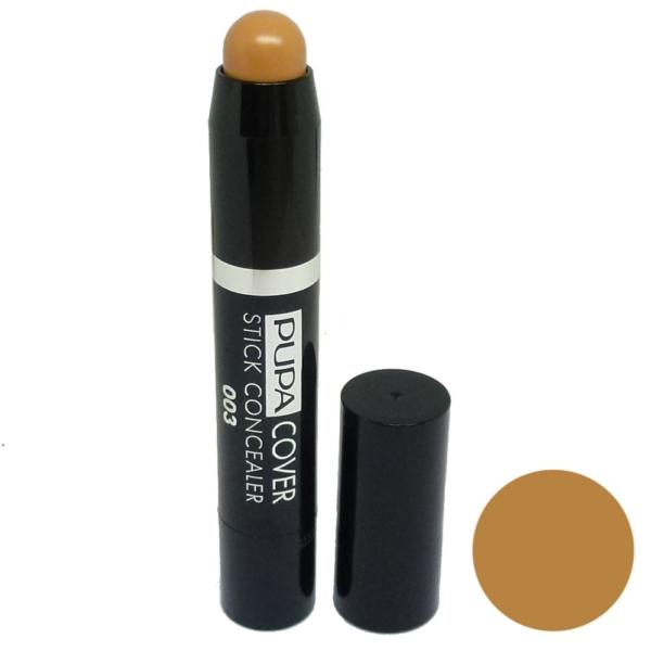Pupa Cover Stick Concealer 003 Dark Beige - Grundierung Stift Teint Make Up 2,7g
