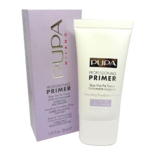 Pupa Professionals Smoothing Foundation Primer 03 Lilac - Creme Grundierung 30ml