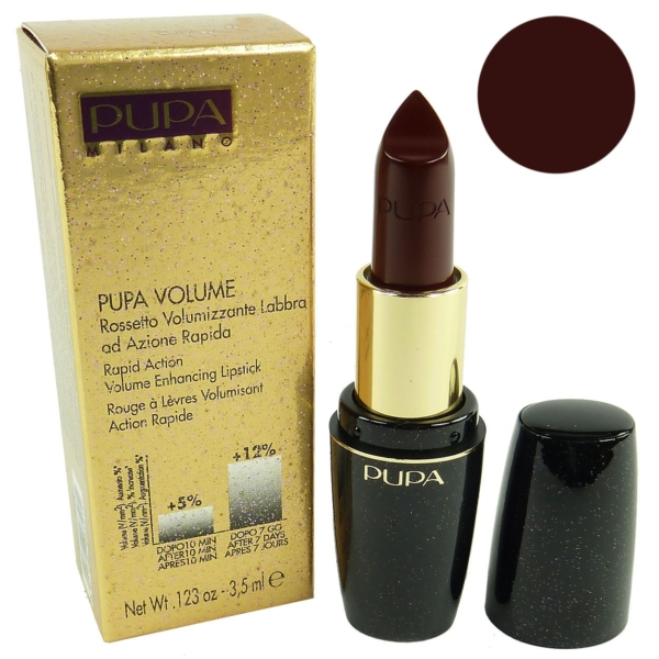 Pupa Light Up The Night Volume Lipstick - 501 Party Violet Lippen Stift - 3,5ml