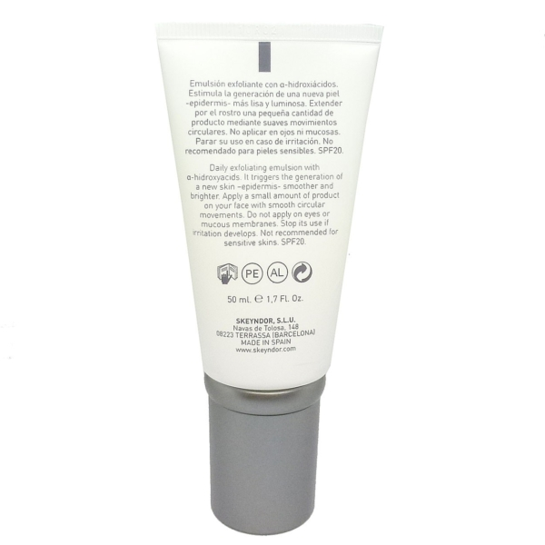 Skeyndor Derma Peel Pro Resurfacing Peel Emulsion Gesicht Reinigung Peeling 50ml