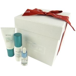 Skeyndor Kit Power Retinol Anti-Aging Geschenk Set - Gesicht Haut Pflege