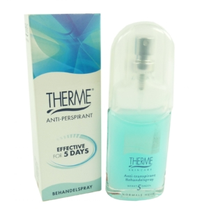 Therme Skincare Anti Transpirant 5 Days - Deo Deodorant Spray unisex - 25ml