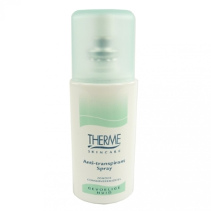 Therme Skincare Anti Transpirant Spray - Body Deodorant Deo sensible Haut - 75ml