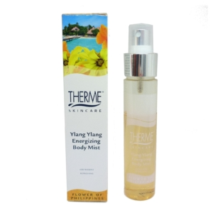 Therme Skincare Ylang Ylang Energizing Body Mist - Haut Pflege Spray - 60ml