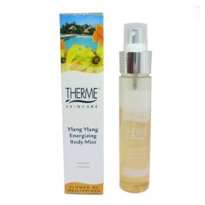 Therme Skincare Ylang Ylang Energizing Body Mist - Haut Pflege Spray - 60ml