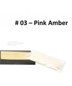 Yves Saint Laurent YSL Teint Singulier Compact Puder Refill Nachfüll Packung 9g - 03 Pink Amber