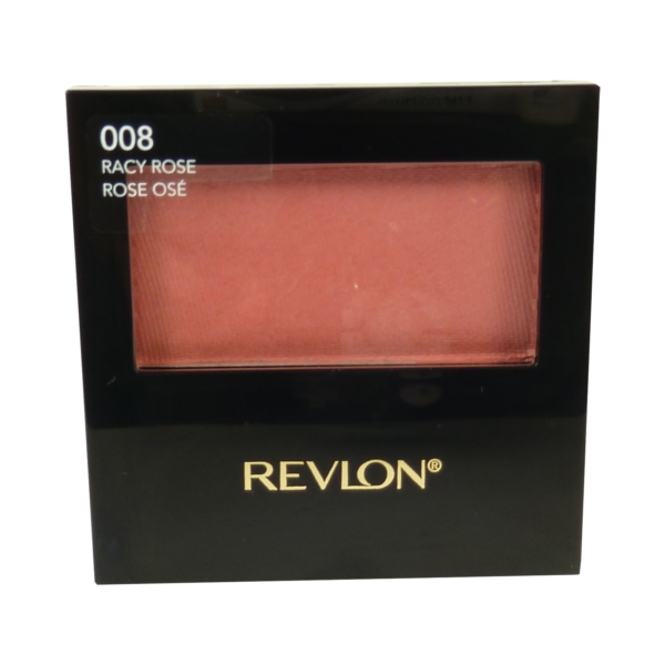 Revlon Powder Blush with Brush Rouge Teint Farbe Puder Make up versch Nuancen 5g - 008 racy rose