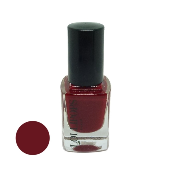 Lollipops Paris Nail Lacquer - versch. Farben - Nagel Lack Maniküre Polish 12ml - Velours Rouge