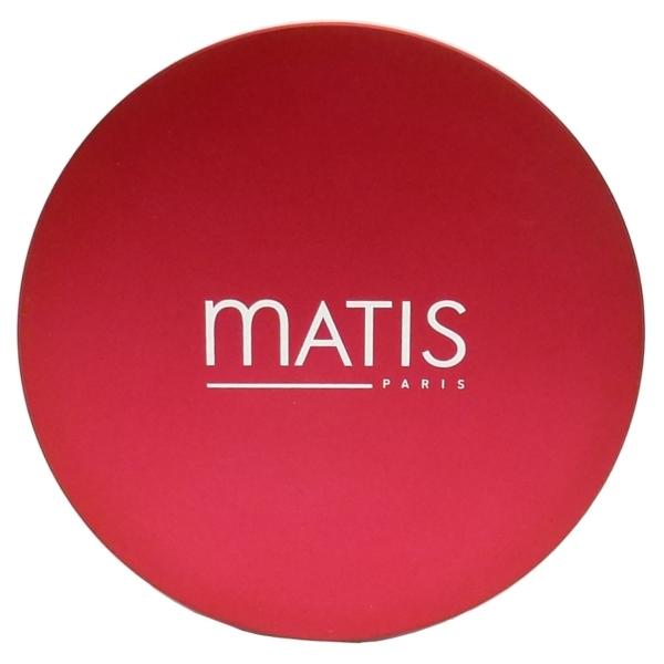 Matis Radiance Pressed Powder Beige Kompakt Puder Teint Gesicht Make Up 10g