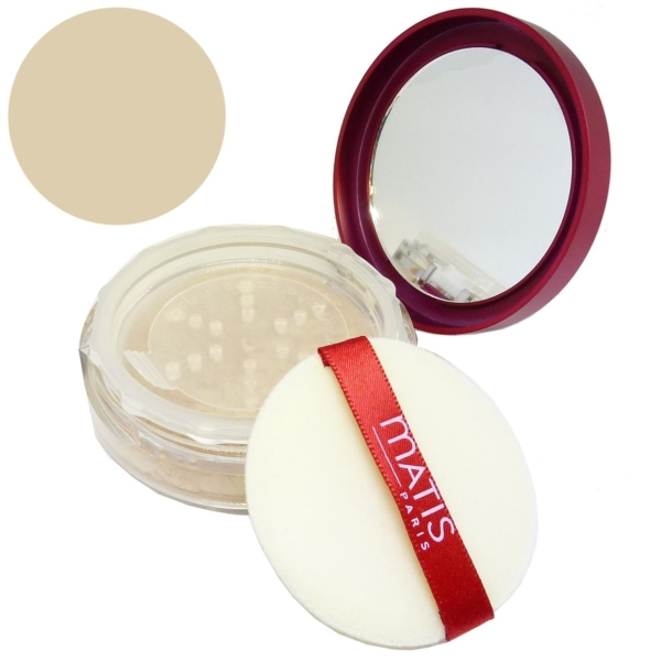 Matis Reponse Radiance loose Powder translucent loses Puder Teint Make Up 5,2g