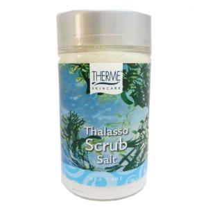 Therme Skincare Thalasso Scrub Salt - Körper Haut Pflege Reinigung Salz 500g