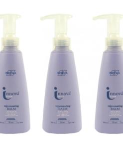 Indola Innova Silver rejuvenating balm Haar Pflege Balsam Multipack 3x200ml