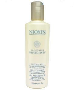 Nioxin Smoothing Reflectives Styling Gel 200ml Haar Styling extra Halt und Glanz