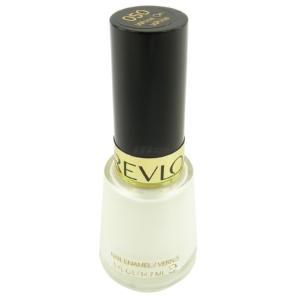 Revlon Nagel Lack Nail Enamel Maniküre 14,7 ml Farbe Nail Polish Make Up - White on White - 050
