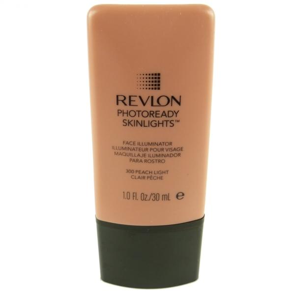 Revlon Photoready Skinlights Face Illuminator Grundierung Foundation Teint 30ml - 300 peach light