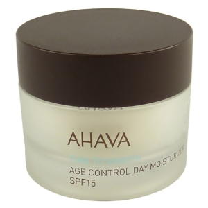 Ahava Time To Smooth Age Control Day Moisturizer 50ml Feuchtigkeit Creme SPF15
