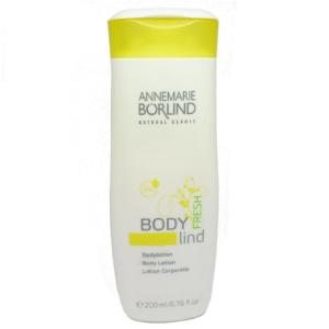 Annemarie Börlind Body Lind Fresh Lotion - Körper Haut Pflege Creme - 200ml