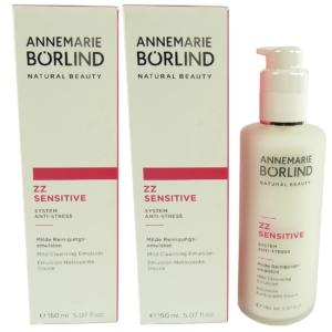 Annemarie Börlind ZZ Sensitive System Anti Stress Reinigung Multipack 2x150ml