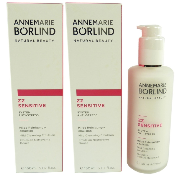 Annemarie Börlind ZZ Sensitive System Anti Stress Reinigung Multipack 2x150ml