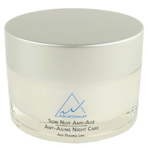 Aquatonale Soin Nuit Anti-Aging Night Care 50ml Haut Nacht Pflege Creme Falten
