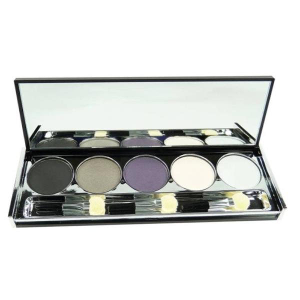 Auriege Paris 5 Farben Lid Schatten Palette Eye Shadow Augen Make up - 8.5g - harmonie