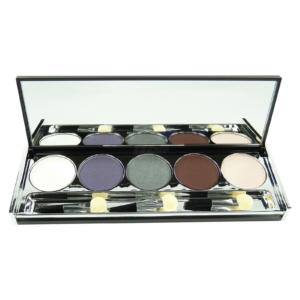 Auriege Paris 5 Farben Lid Schatten Palette Eye Shadow Augen Make up - 8.5g - élégance