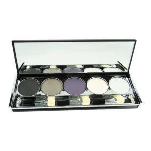 Auriege Paris 5 Farben Lid Schatten Palette Eye Shadow Augen Make up - 8.5g - glamour