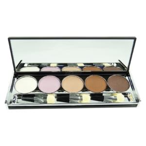 Auriege Paris 5 Farben Lid Schatten Palette Eye Shadow Augen Make up - 8.5g - sensuelle