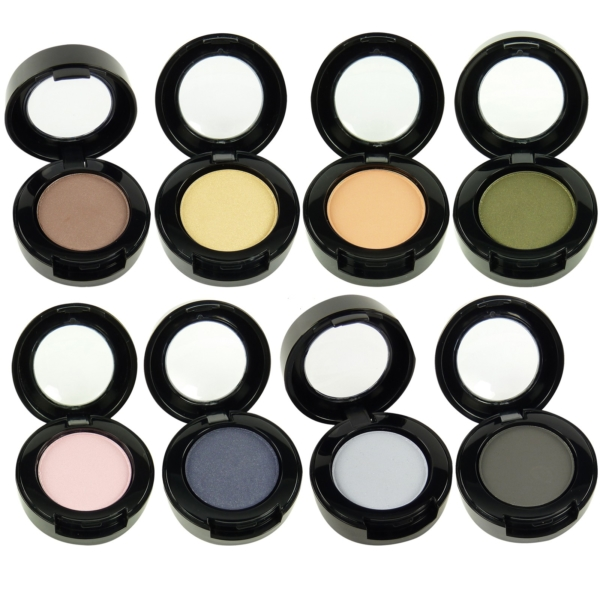 Auriege Paris - Eye Shadow - 1,7g - Lid Schatten Farbe - Augen Make up - 2810 Bronze