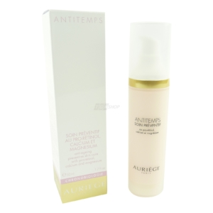 Auriege Paris Antitemps Soin Preventif - Anti Aging Gesicht Pflege Creme - 50ml