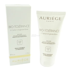 Auriege Paris Bio Tolérance Blue Agerate - Tages Creme - sensible Haut - 50ml