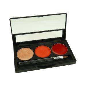 Auriege Paris Audacieuse Audacious Make up Lippen Farbe Palette Kosmetik 3,3g