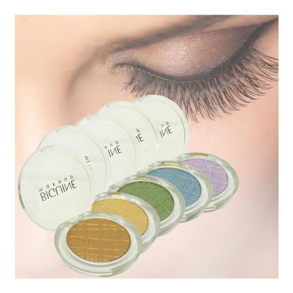 BIGUINE MAKE UP PARIS SWEETY POP EYESHADOW - Lidschatten Augen Farbe - 2,2g - 10102 Miel Sucre