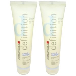 Goldwell Definition Color und Highlights Pflege Kur coloriertes Haar 2x150ml