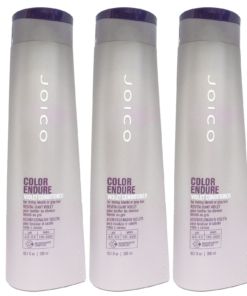 Joico Color Endure Violet Conditioner - gefärbtes Haar Pflege Spülung Hair - 3x 300ml