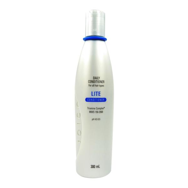 Joico Lite Daily Conditioner - Für jedes Haar Pflege Glanz Spülung Styling - 2 x 300 ml